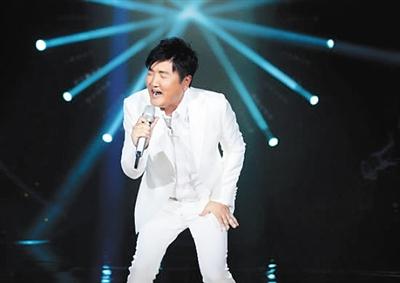 孙楠为退赛 歌手3 致歉 请原谅我的老不更事