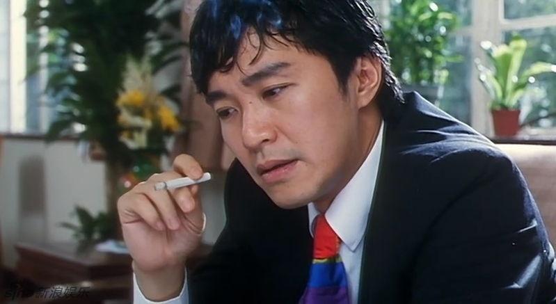 最严禁烟令实施 盘点华语片中的经典吸烟戏(组