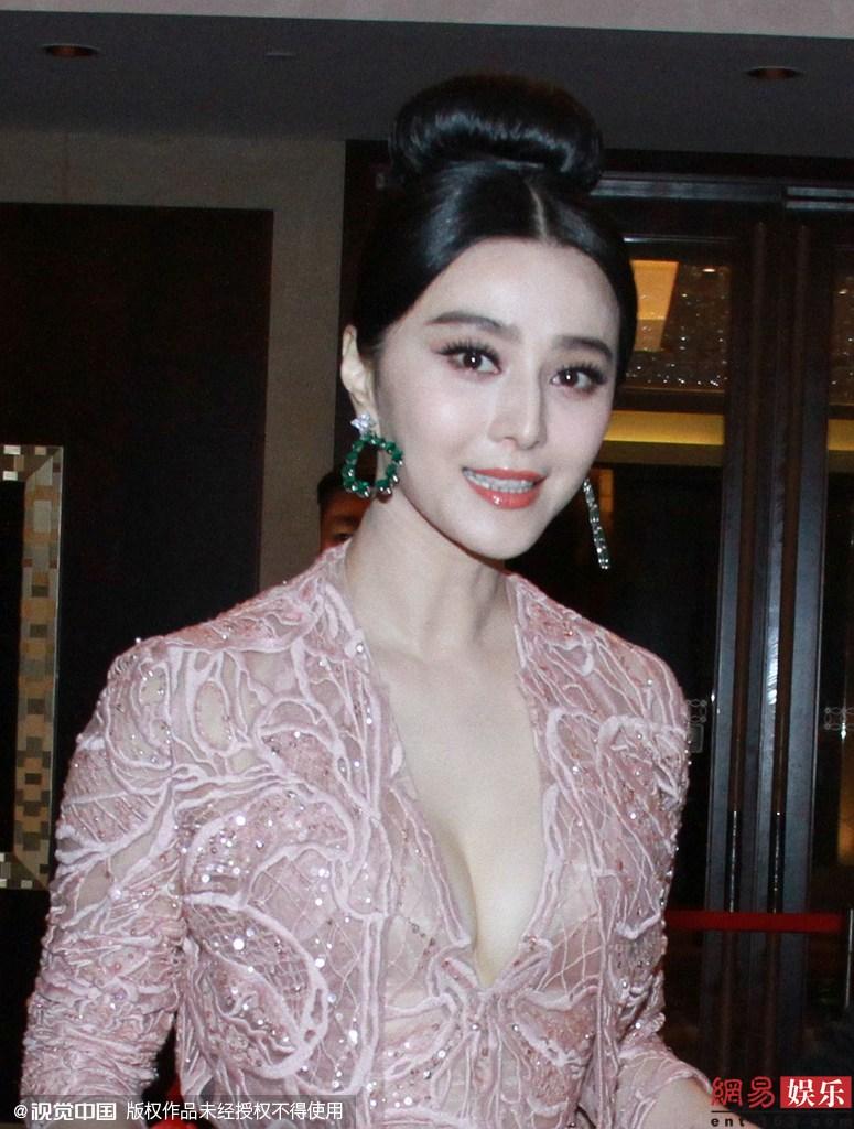 范冰冰图片大全性感_中国最美丽、最性感、最有气质的美女明星排名