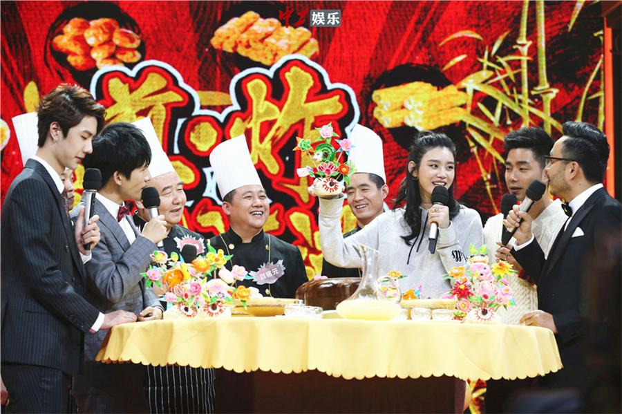 《天天向上》中华美食美食收官飘红完满收视地理重庆土家族图片