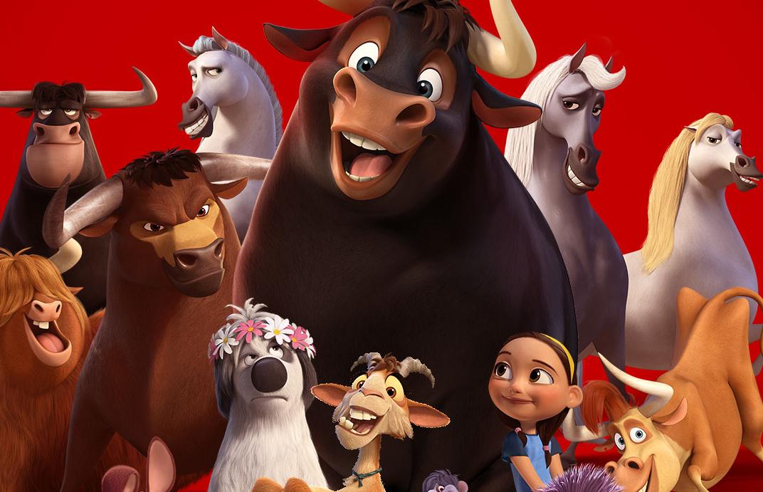 《公牛历险记》获奥斯卡最佳动画长片提名  爆笑激萌正在热映图片